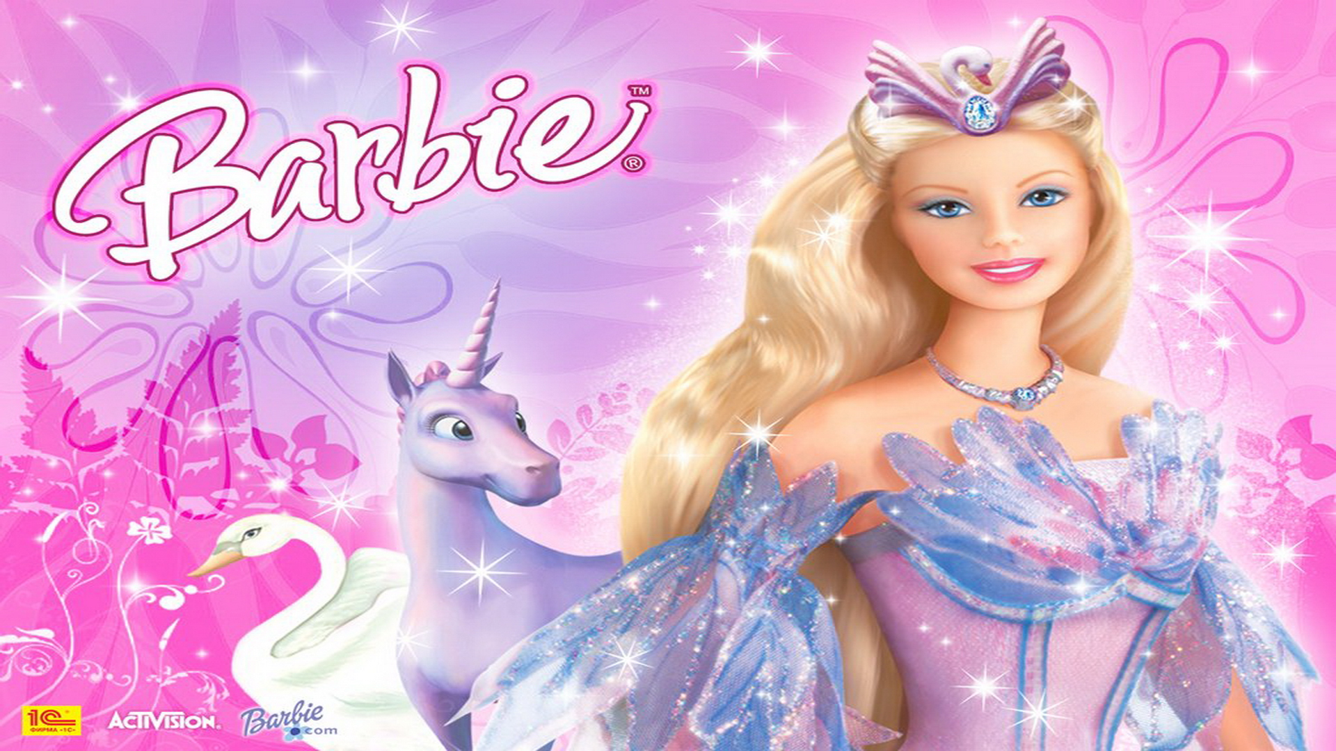 Barbie Screensavers Wallpapers - WallpaperSafari