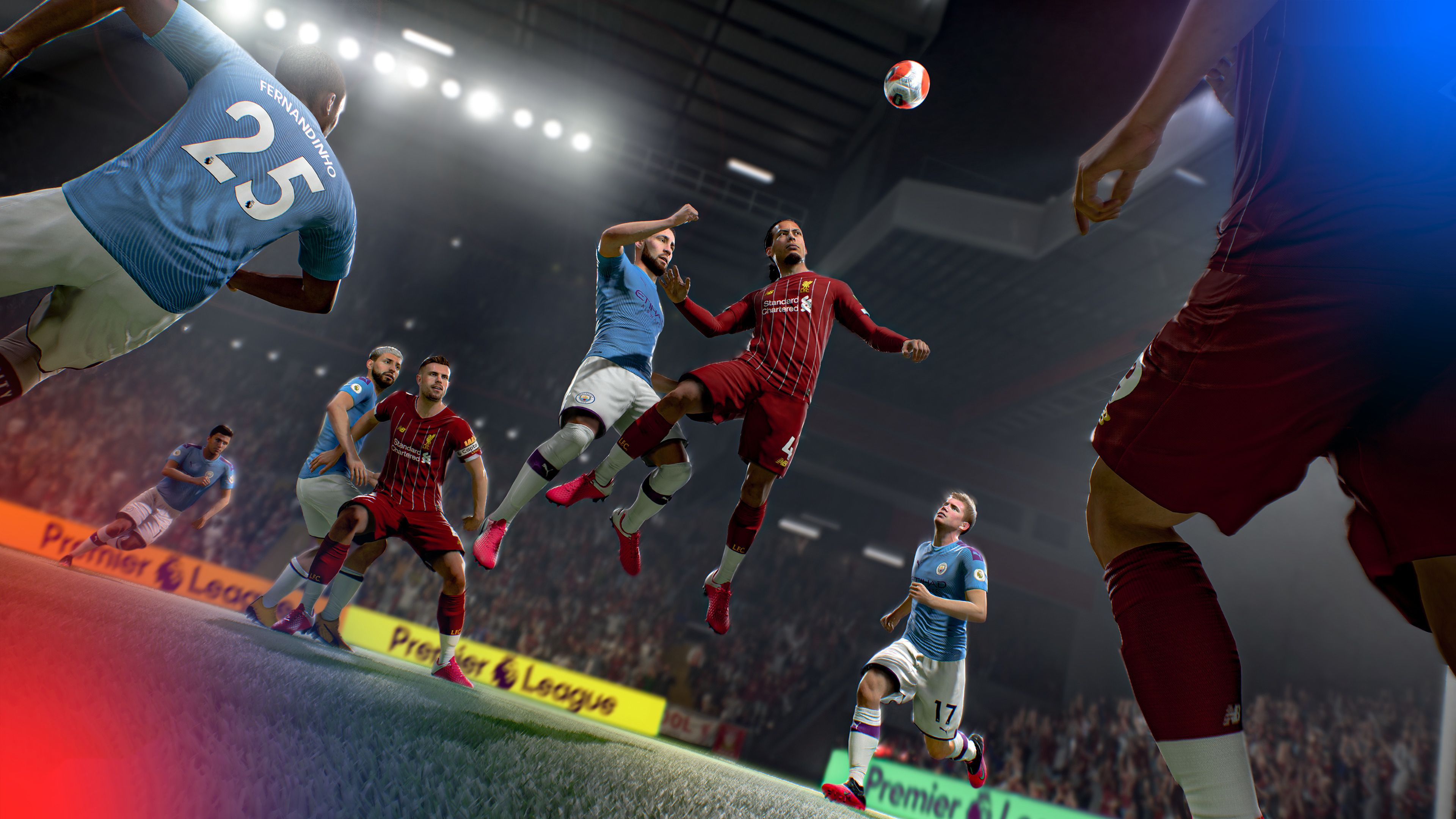 FIFA 21 Game Wallpapers 3840x2160