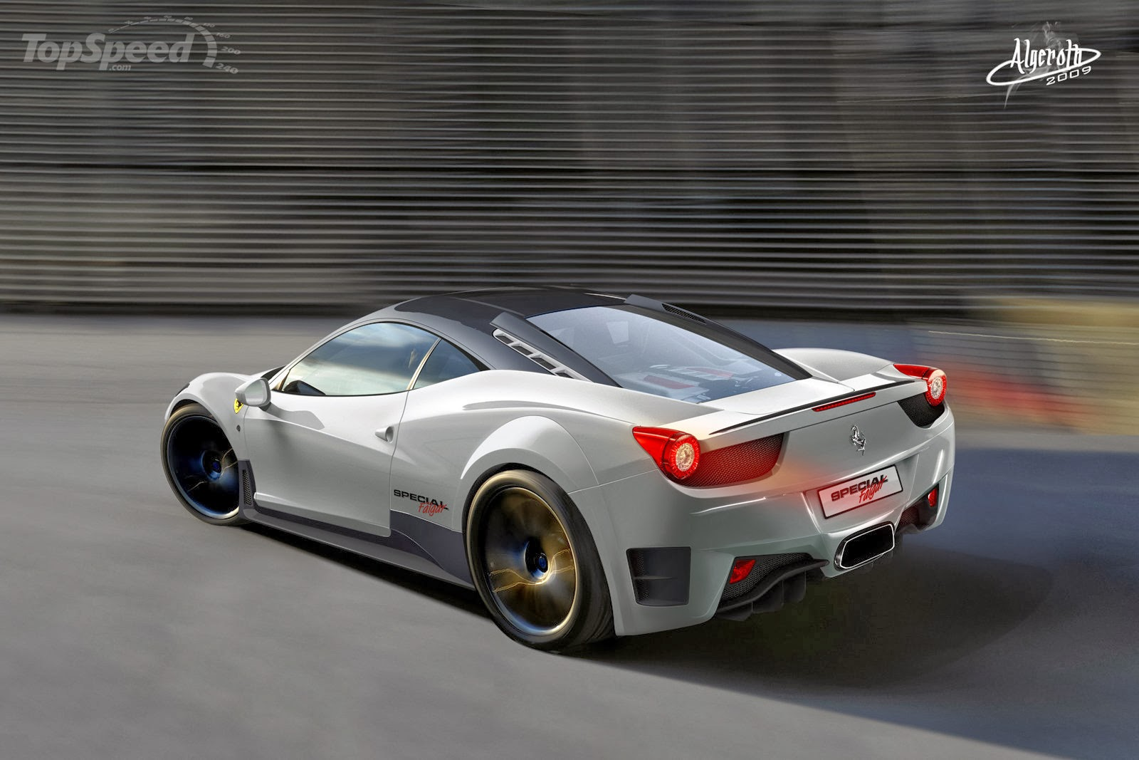 HD Wallpapers Ferrari 458 Italia Wallpapers 1600x1067