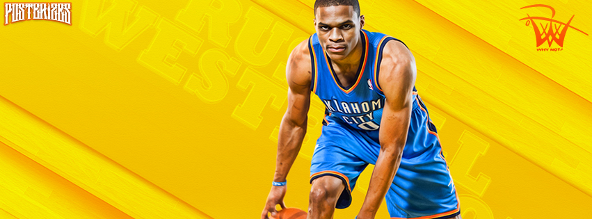 Russell Westbrook Why Not Wallpaper Posterizes NBA 851x315