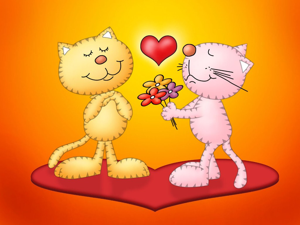 Desktop Wallpapers Backgrounds Cute Cartoon Wallpapers 1024x768