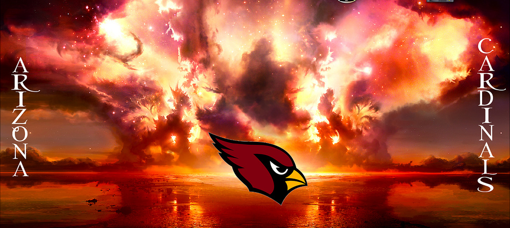 Arizona Cardinals WallpaperBackground   a photo on Flickriver 1024x458