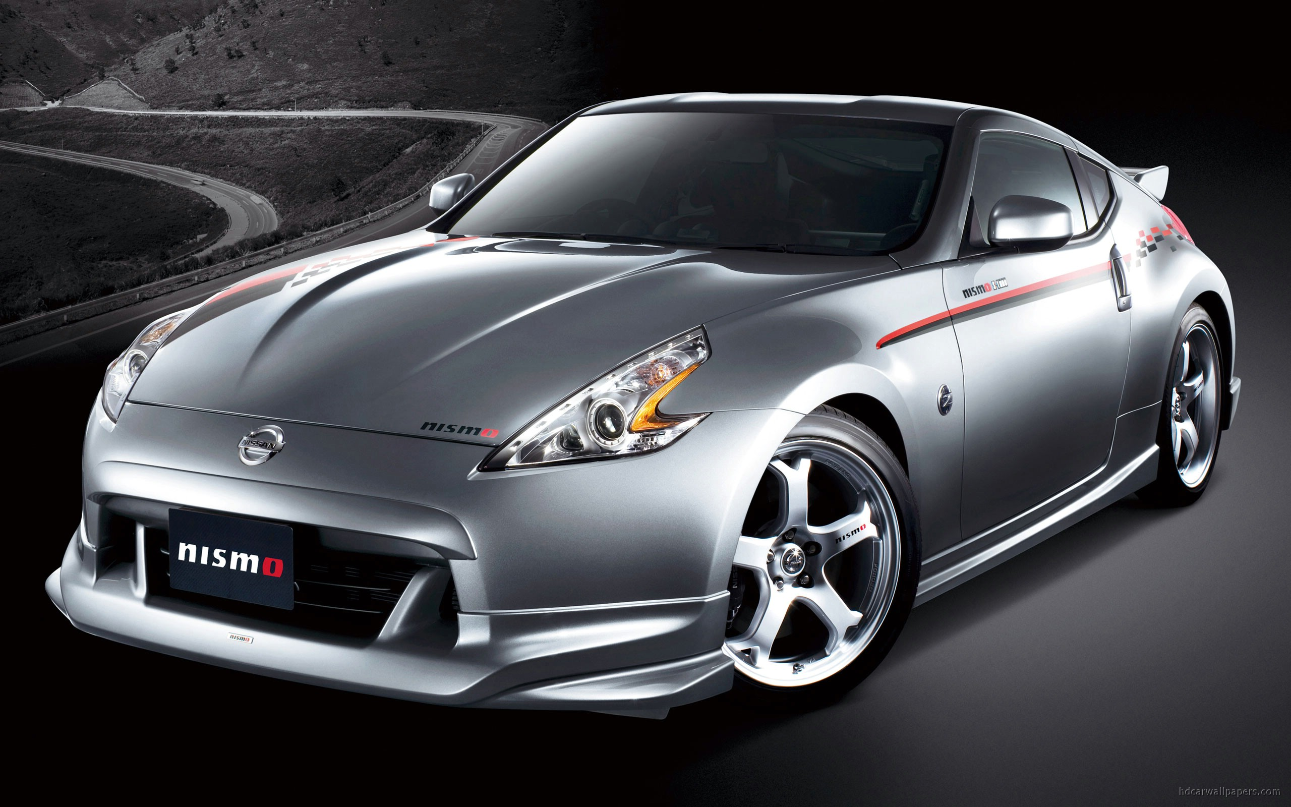 Nissan 370z S Tune Wallpaper HD Car Wallpapers 2560x1600