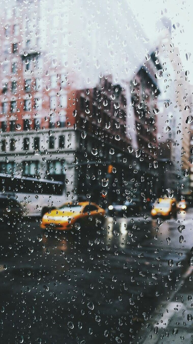 Aesthetic Rain Wallpapers 758x1349
