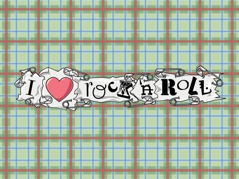 Rock n Roll Wallpaper by servack 800x600