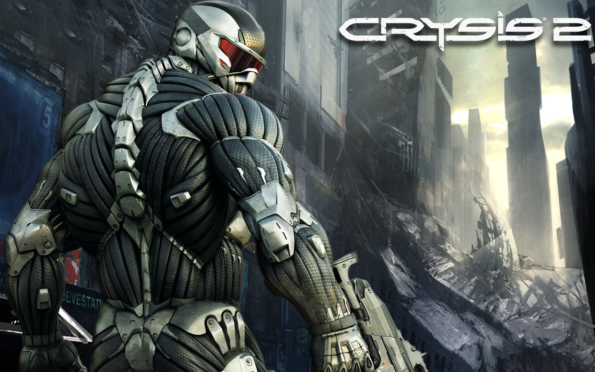 2011 Crysis 2 Game Wallpapers HD Wallpapers 1920x1200