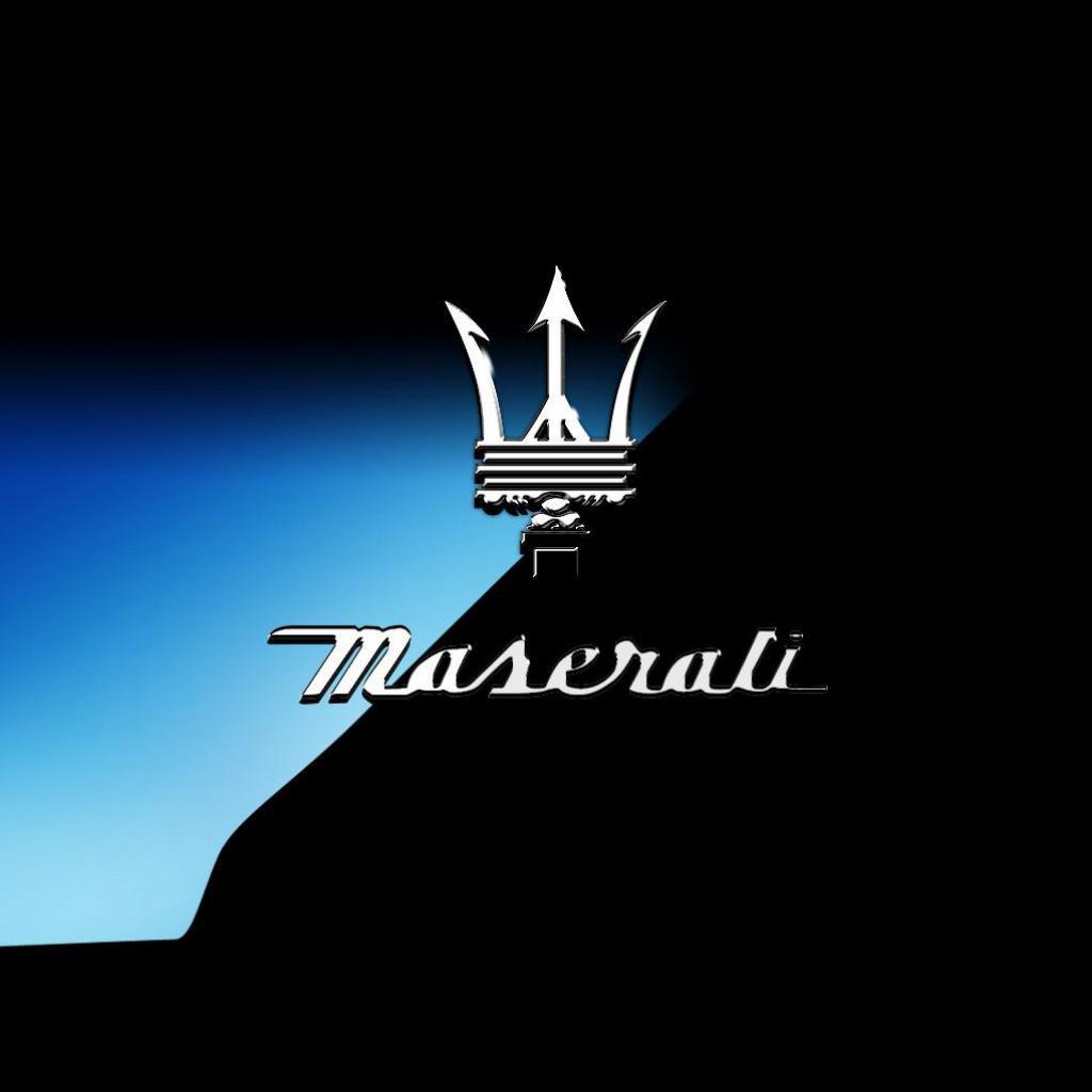 Maserati Logo Iphone wallpaper Iphone ThemesIphone Wallpaper www 1024x1024