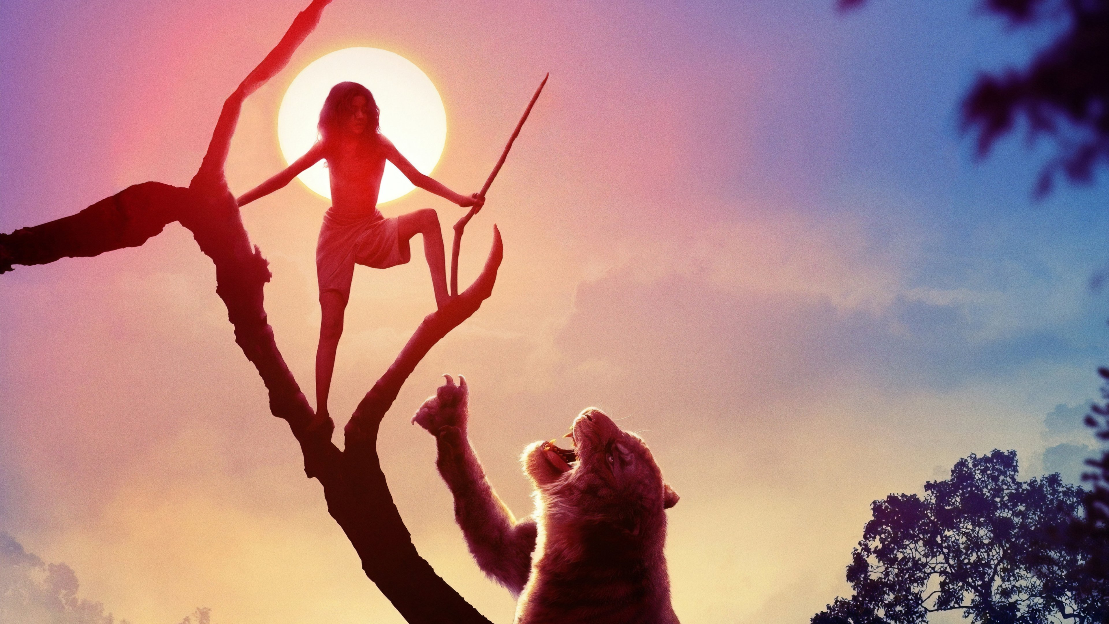 Mowgli Legend of the Jungle 4K Wallpapers HD Wallpapers 3840x2160