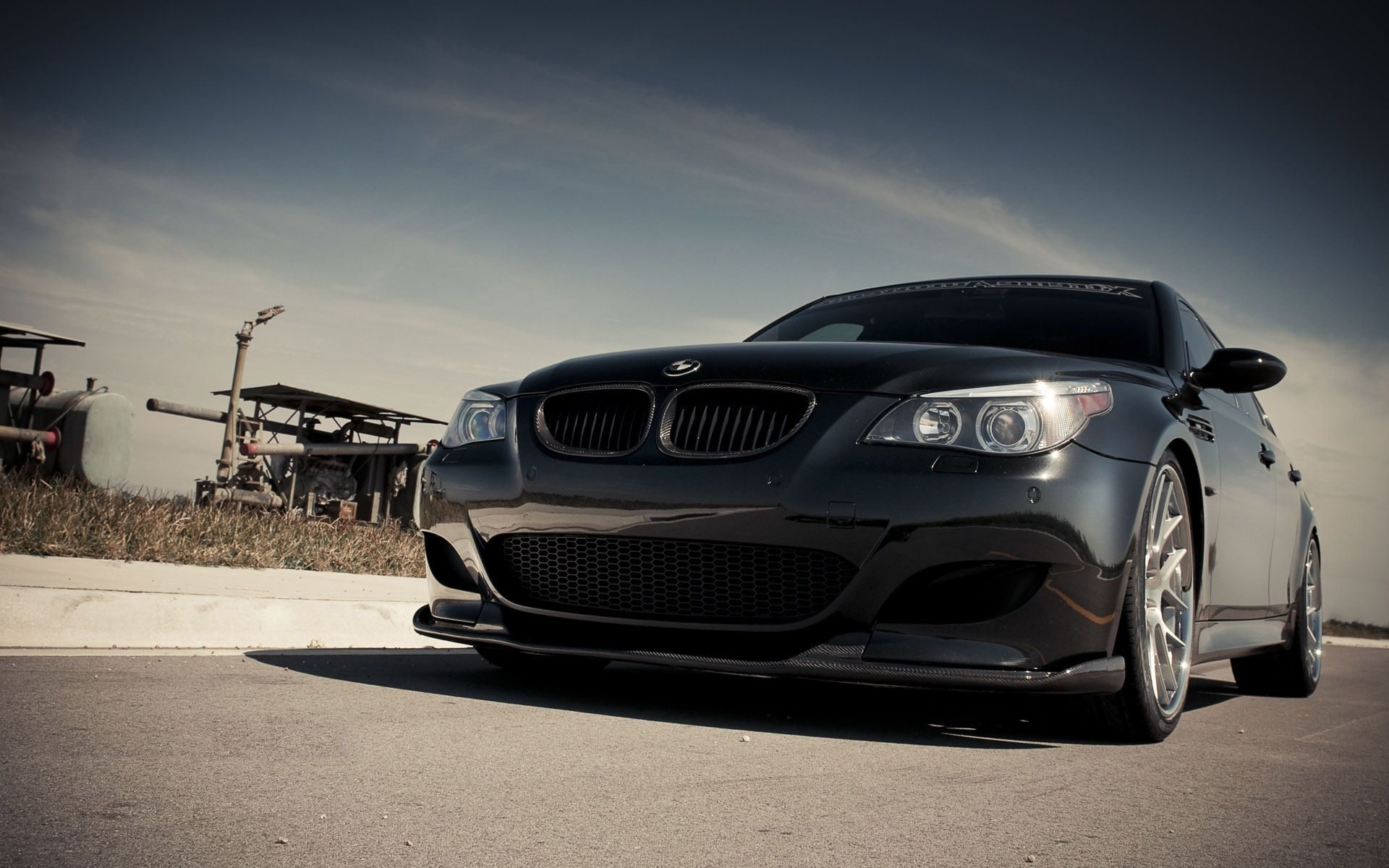 Bmw M5 E60 Hd Wallpaper 1920x1080 1920x1200   BMWCase 1920x1200