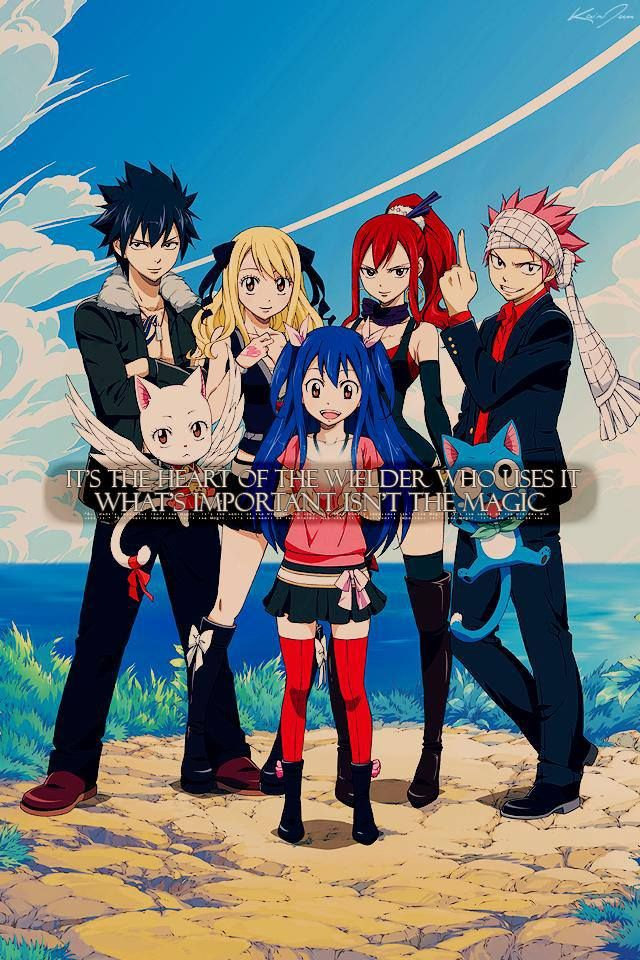 fairytail iphone wallpaper Fairytail Pinterest 640x960