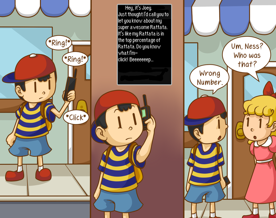 Earthbound   Top Percentage by Aviarei 900x710