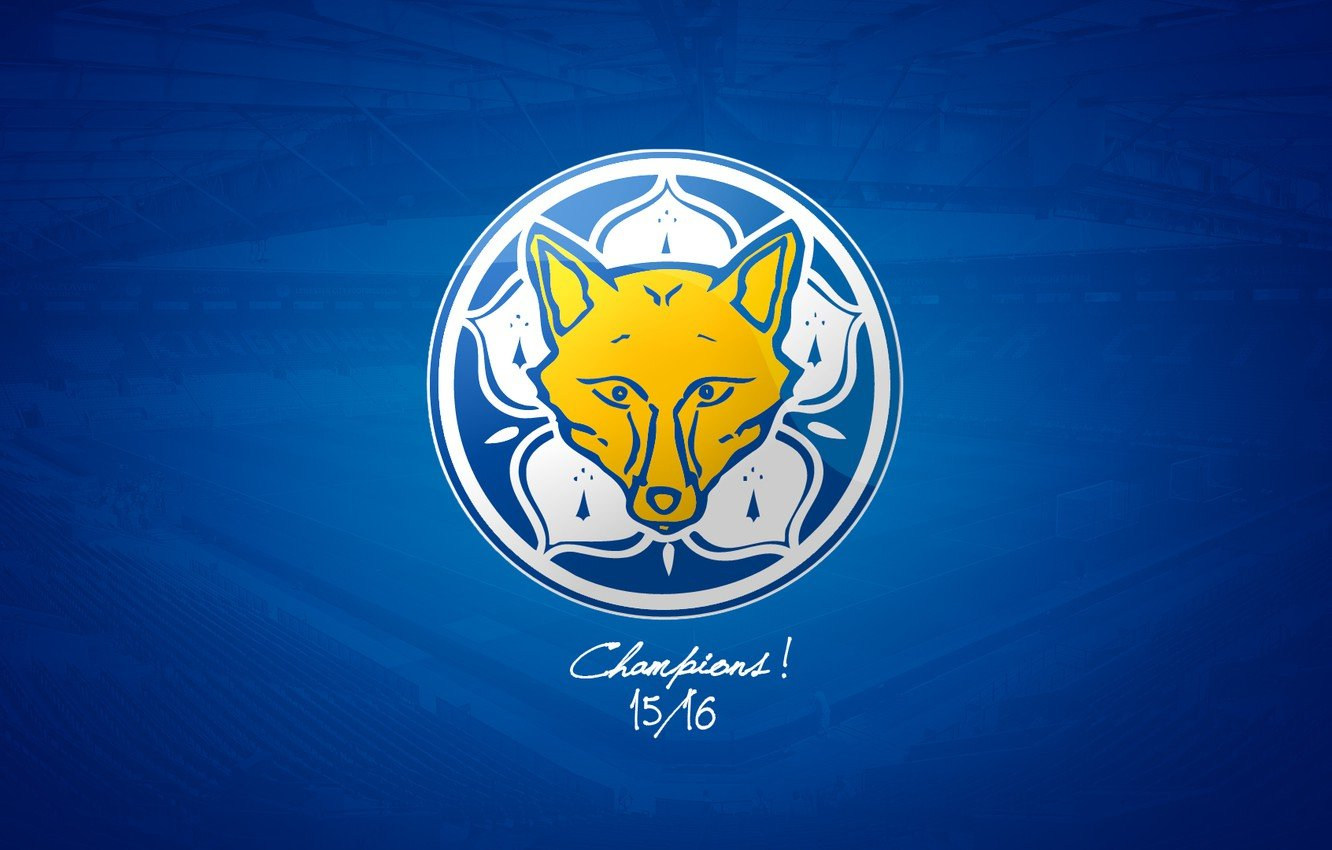 Wallpaper wallpaper sport logo football Leicester City FC 1332x850