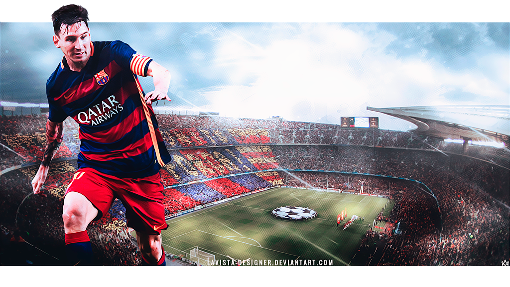 Lionel Messi - 2016 by LaVista-Designer on DeviantArt