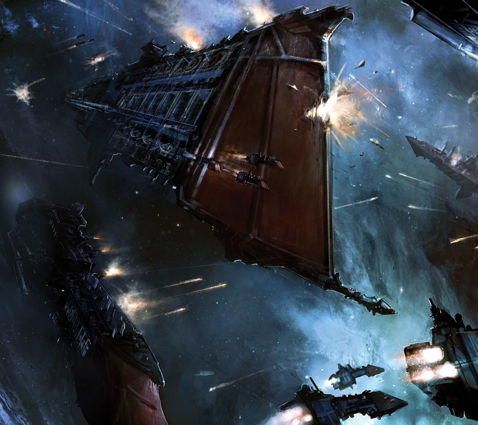 40k spaceships artwork warhammer 40k blood angel 1500x1086 wallpaper 960x854