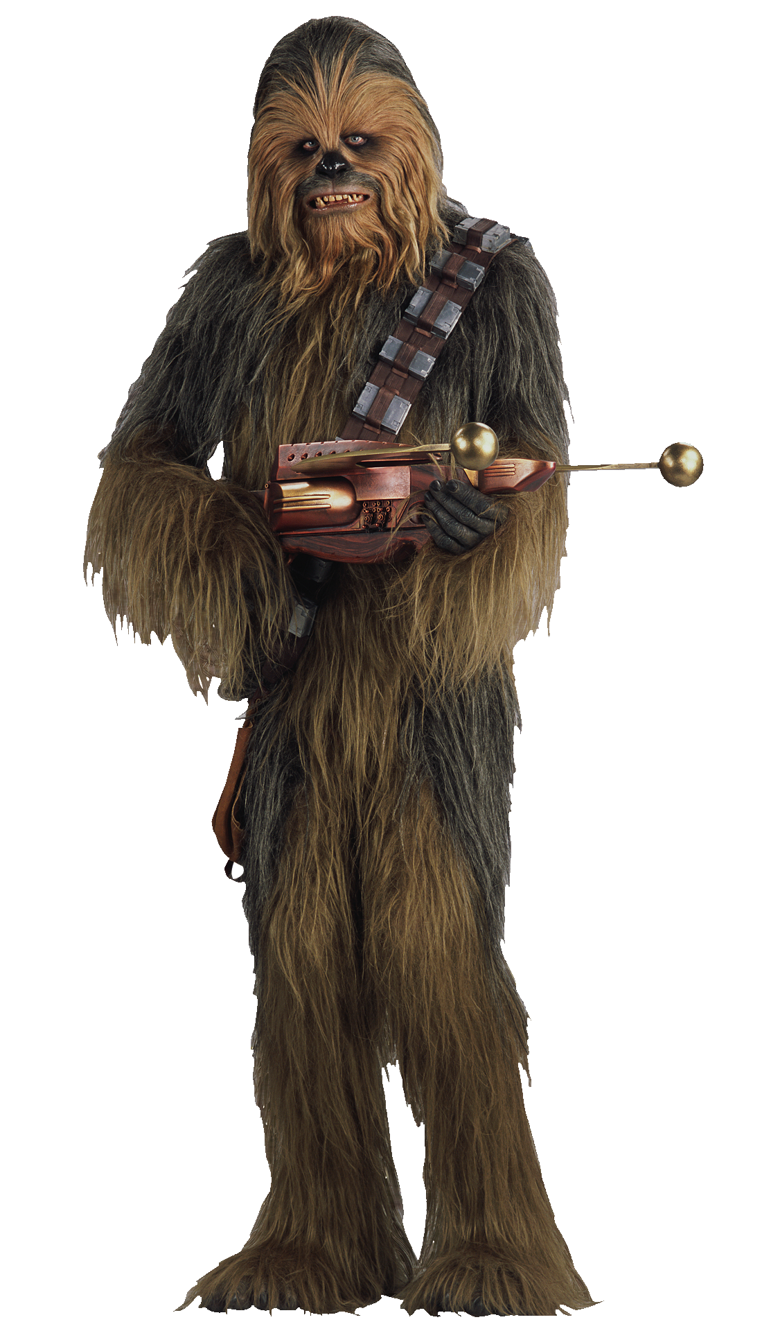 Star Wars Chewbacca PNG Image   PurePNG transparent CC0 PNG 1100x1920