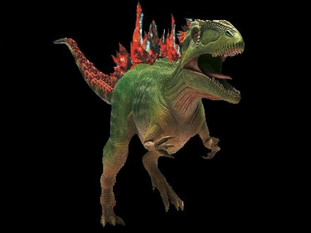 Godzilla realistic 2 wallpaper   Godzilla Wallpaper 14454212 1024x768