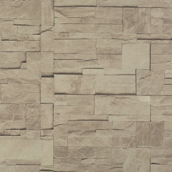 Faux Stone Wallpaper Coco Sample   Contemporary   Wallpaper   by 550x550