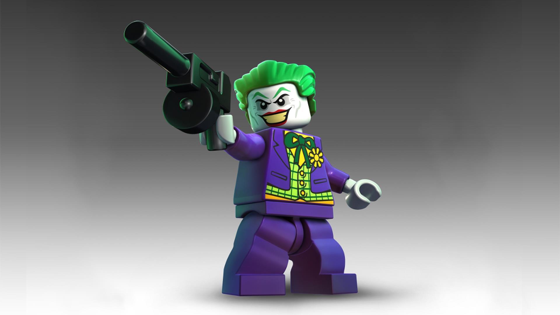 Batman Joker Lego HD Wallpaper Batman Joker Lego 1920x1080