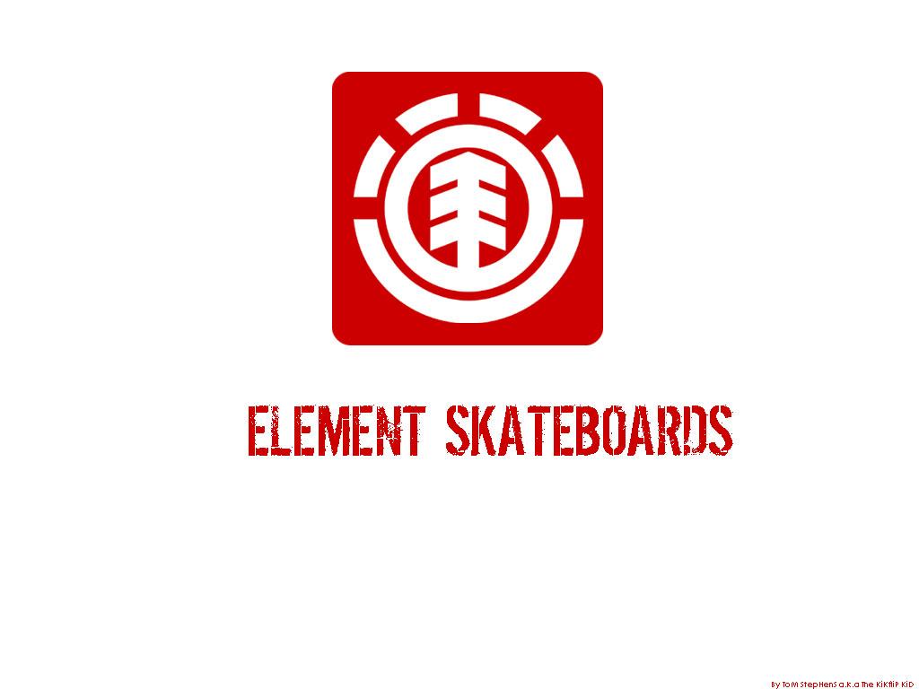 Element Skateboard Wallpaper 1024x768