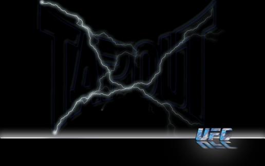 ufc logo black background bottom left logo tapout text tapout logo 516x323