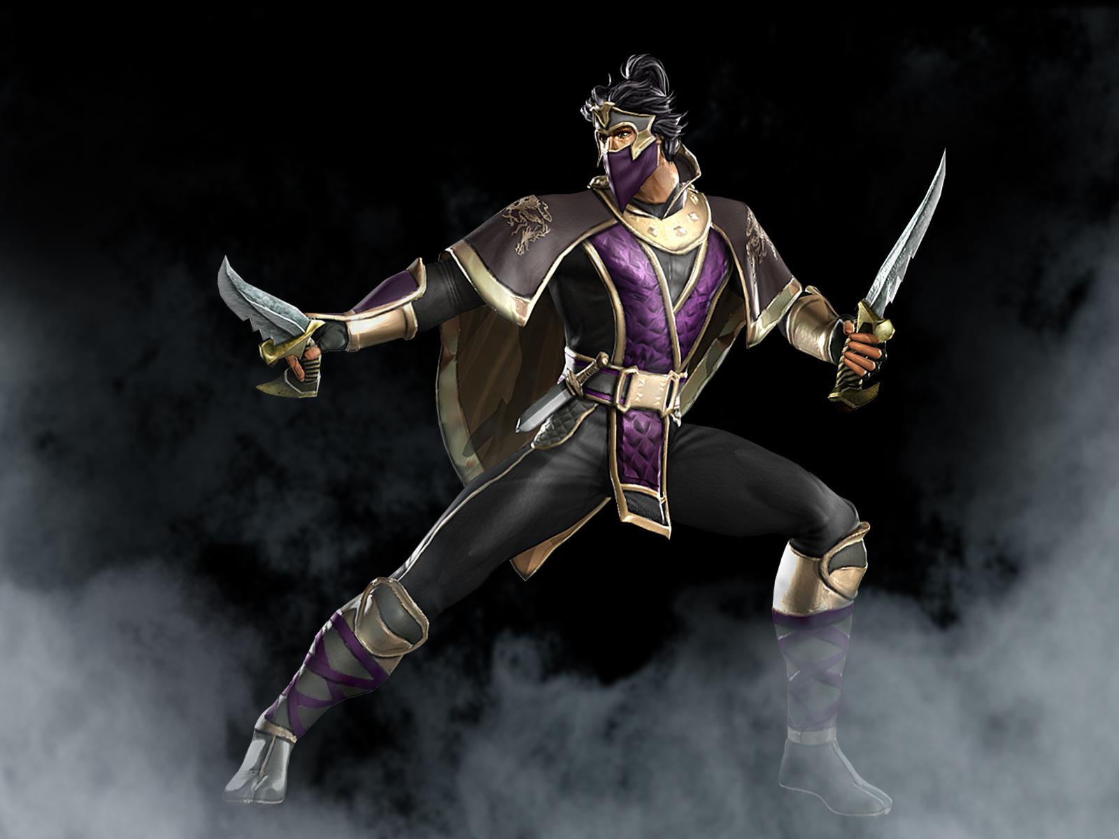 Mortal Kombat Armageddon Wallpaper
