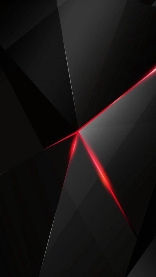Dark Abstract Shapes Wallpaper   iPhone Wallpapers 640x1136