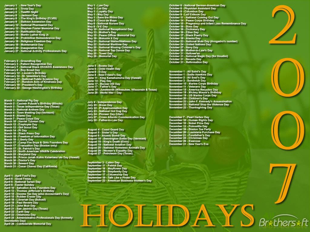 Freeware Holiday Wallpaper And Screensavers 1024x768