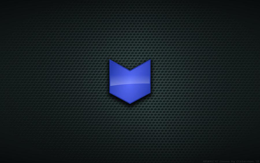 Wallpaper   Hawkeye 2012 Comix Logo by Kalangozilla 900x563