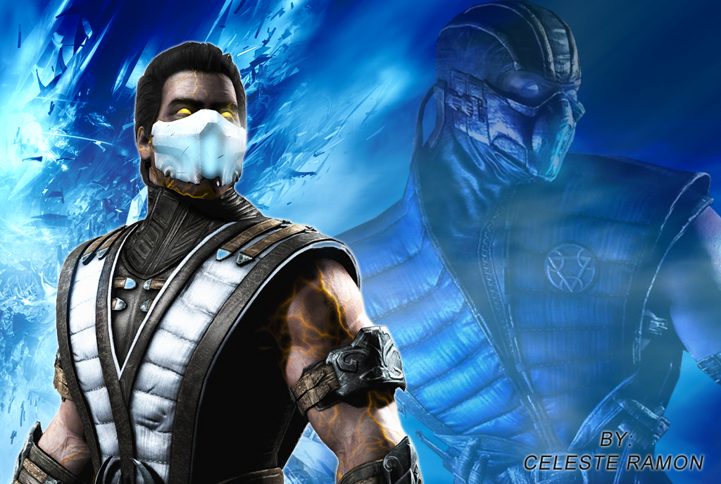 49+] Sub Zero MKX Wallpaper on WallpaperSafari
