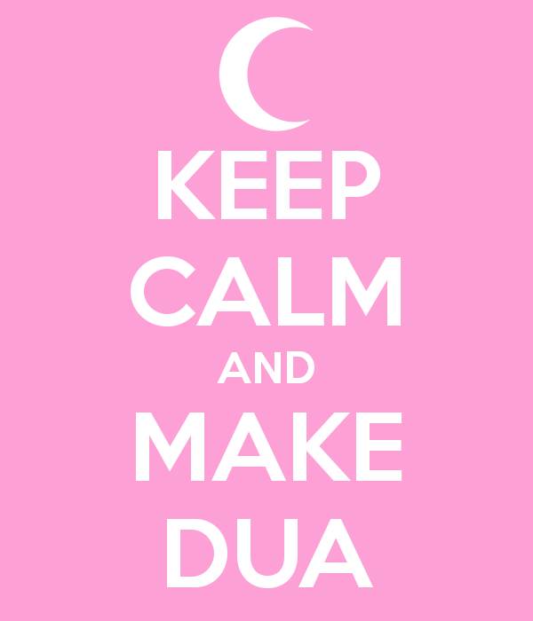 KEEP CALM AND MAKE DUA   KEEP CALM AND CARRY ON Image Generator 600x700