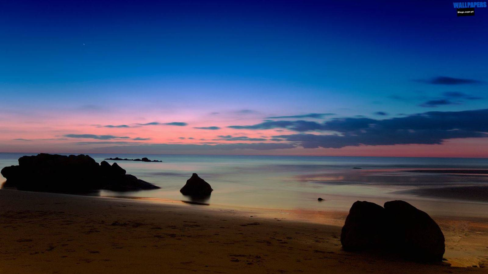 Seascape Wallpaper Related Keywords amp Suggestions 1600x900