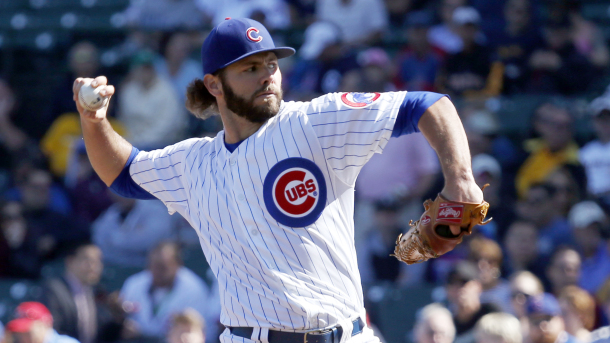 Jake Arrieta close to rejoining Cubs starting rotation 610x343