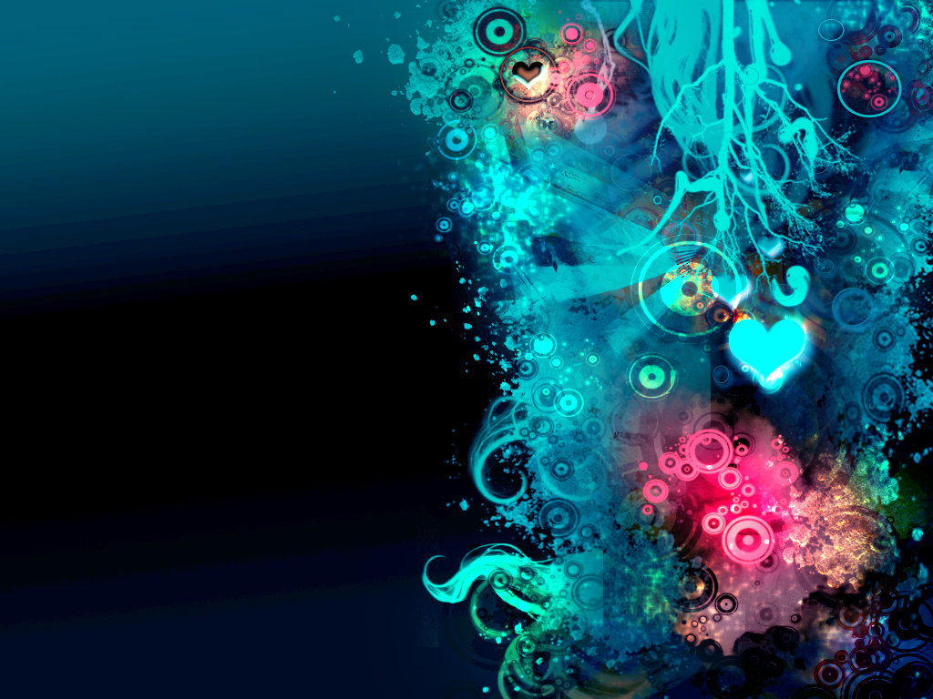 Cool HD 3D Wallpapers Cool 3D Love Desktop Wallpaper 1024x768