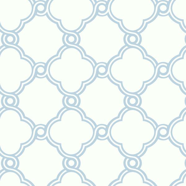 Download light blue with white open trellis wallpaper wall sticker outlet 600x600 48 blue - Wallpaper 600x600 ...