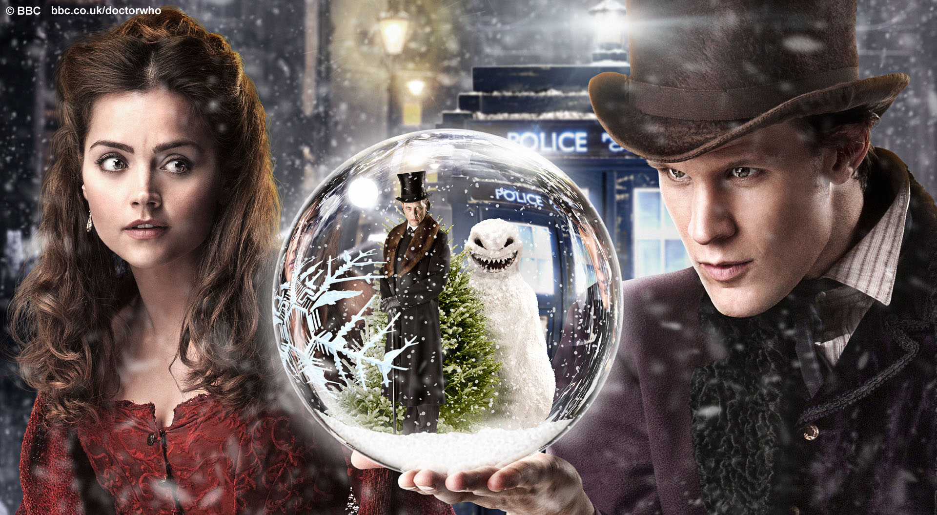 BBC Latest News   Doctor Who   Day 5 The Snowmen   New Galleries and 1920x1055