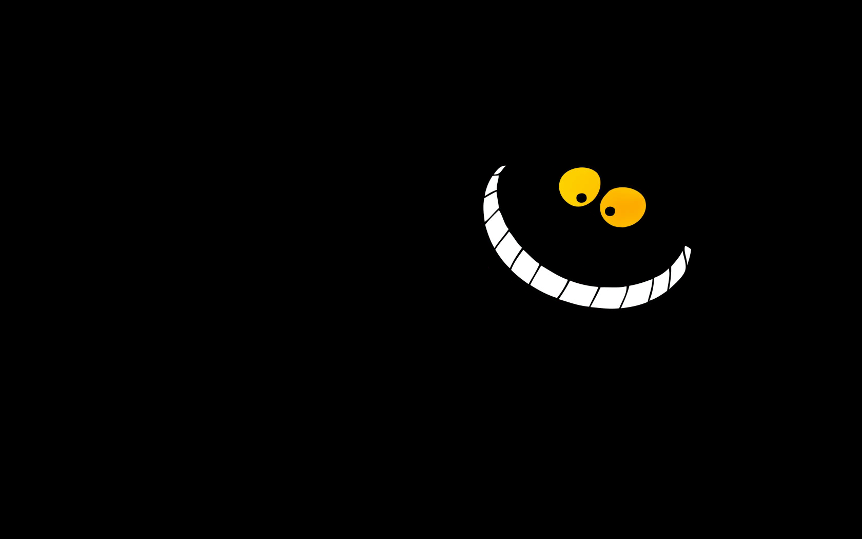 Cheshire Cat Wallpapers 1680x1050