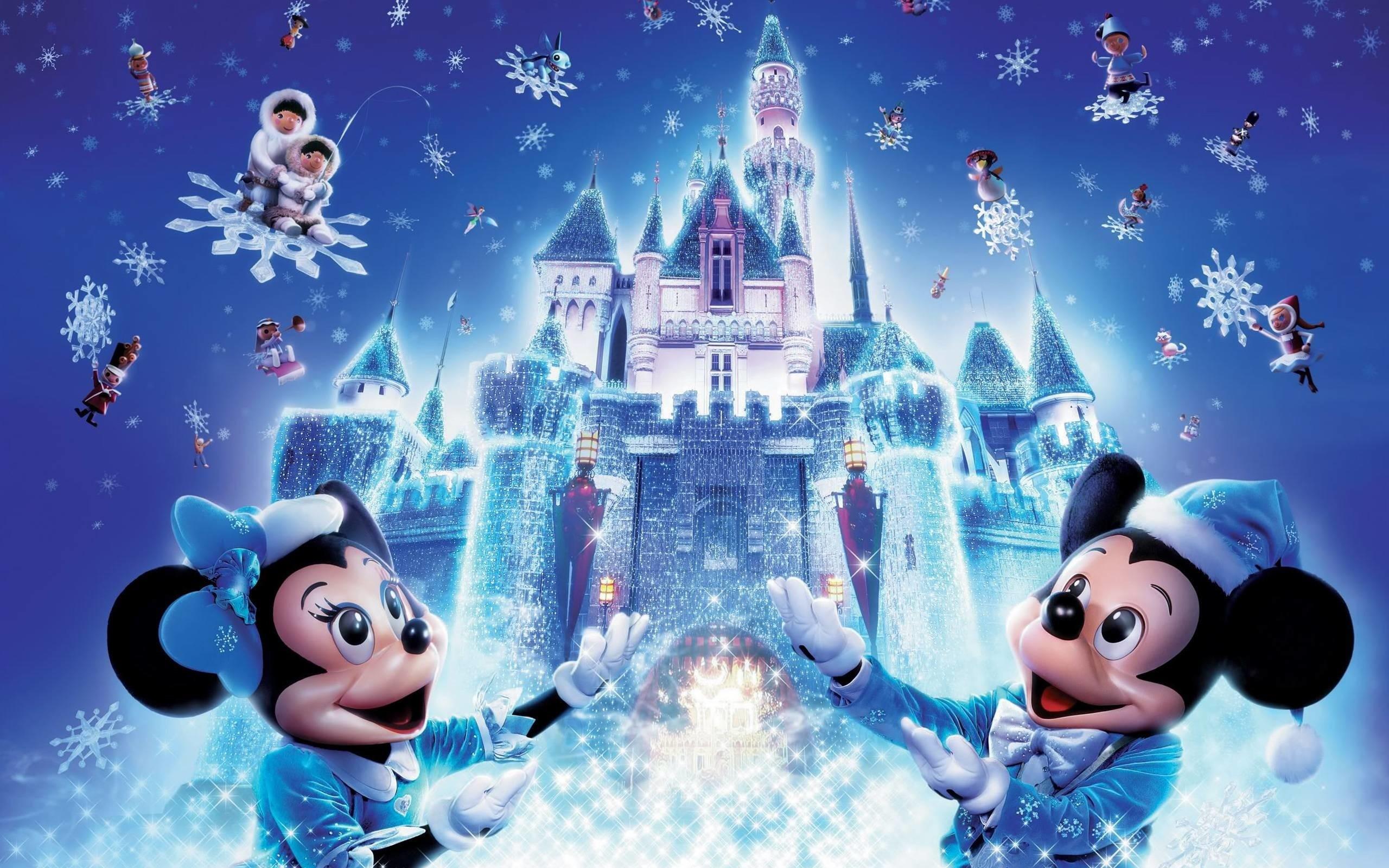 61 Animated Christmas Wallpapers on WallpaperPlay 2560x1600