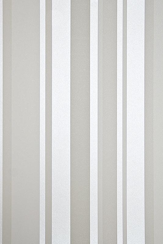 Stripe Wallpaper White Linen And silver metallic irregular striped 534x799