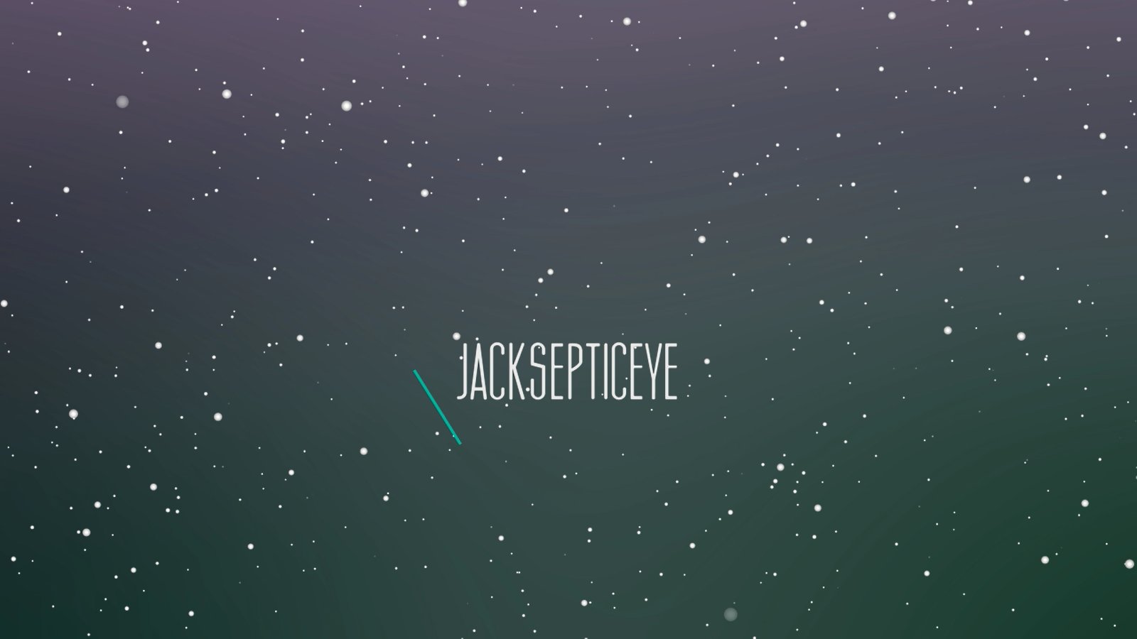 Download Jacksepticeye Wallpaper by JoeyTobie [1600x900] 50 1600x900