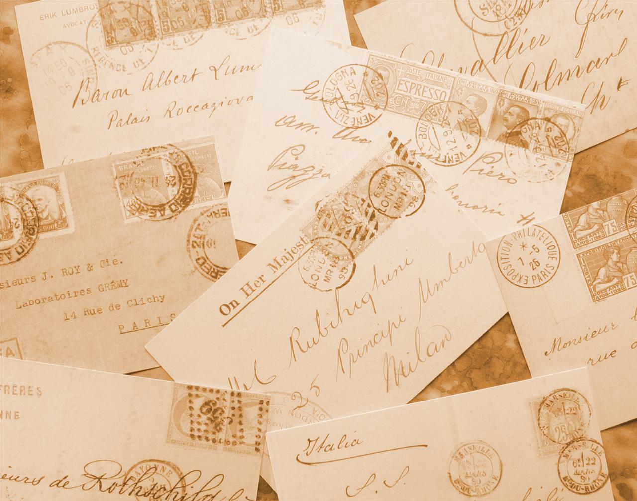 Old love letter wallpaper wallpapersafari vintage letter background vintage floral letters 1280x1007 toneelgroepblik Images