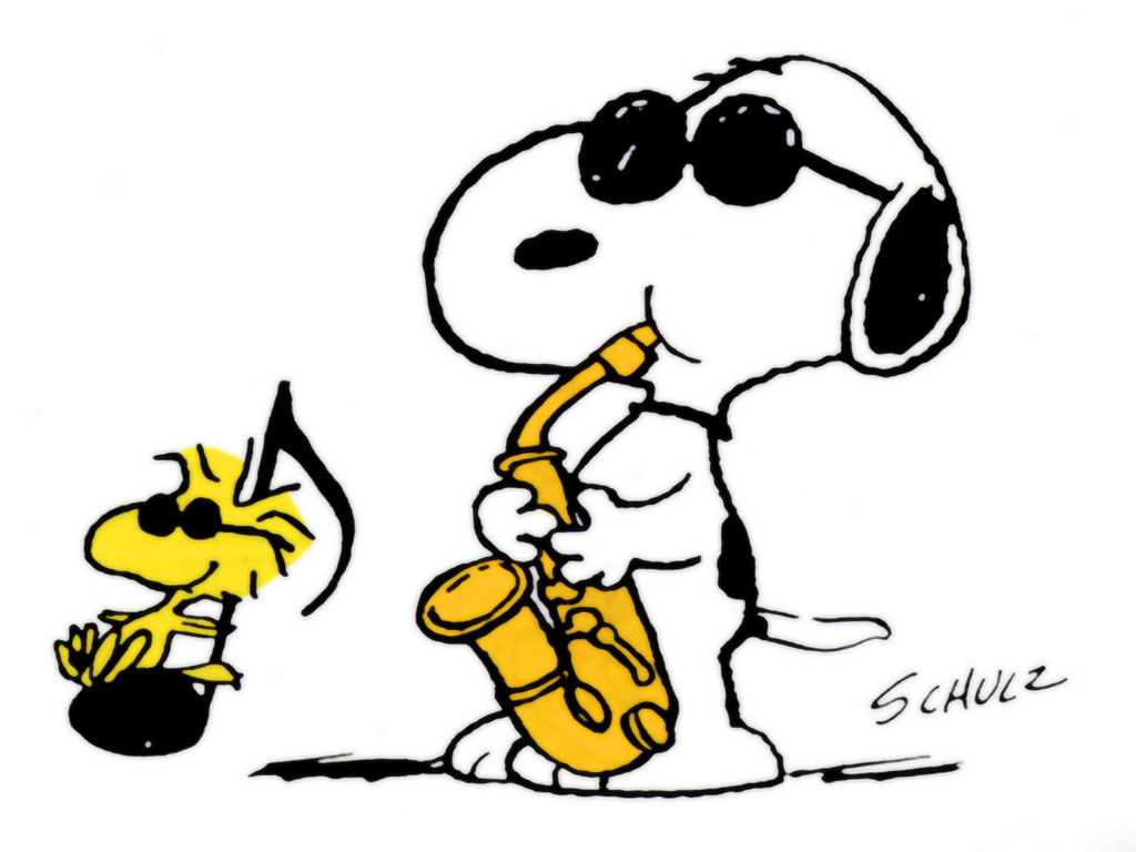 Snoopy Dog Desktop Background Wallpapers 1024x768