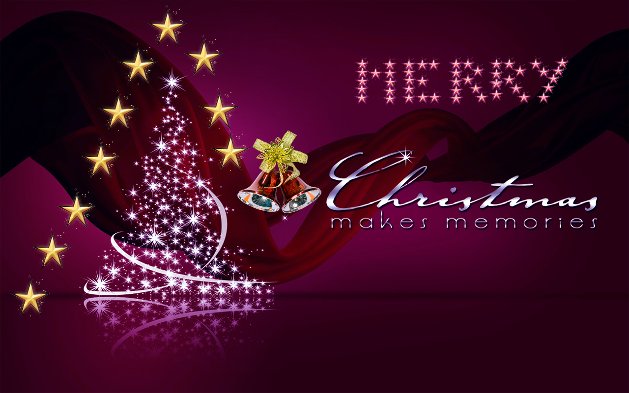 Merry Christmas Wallpaper 13 1280x800