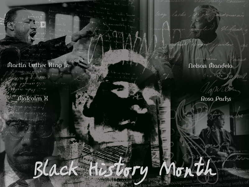 Black History Month Wallpaper by Zxhxexrxo 800x600
