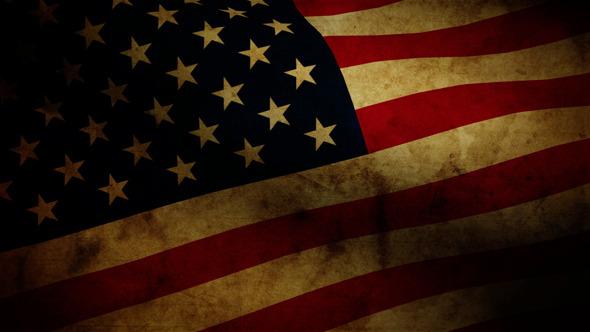 Vintage American Flag Wallpaper WallpaperSafari