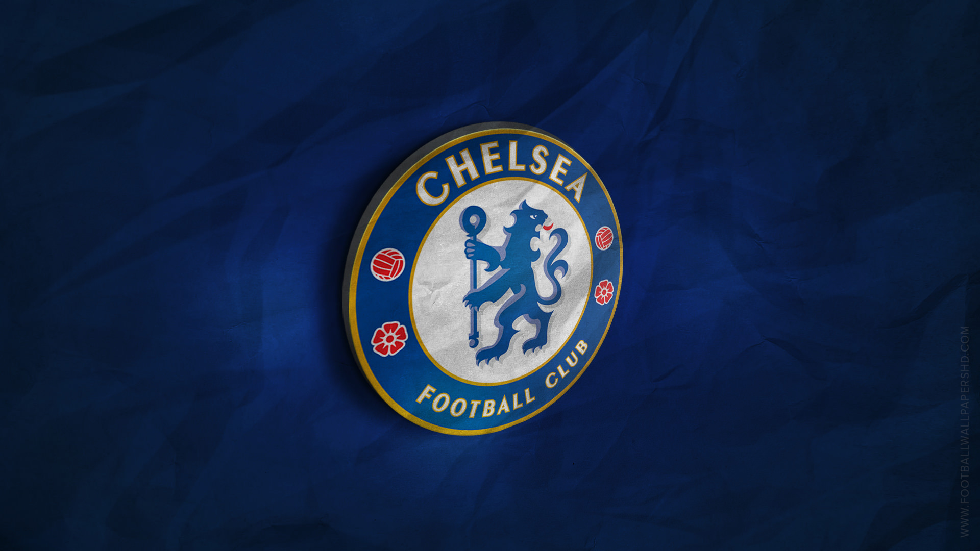 Pics Photos   Chelsea Fc 3d Logo Wallpaper Football 1920x1080