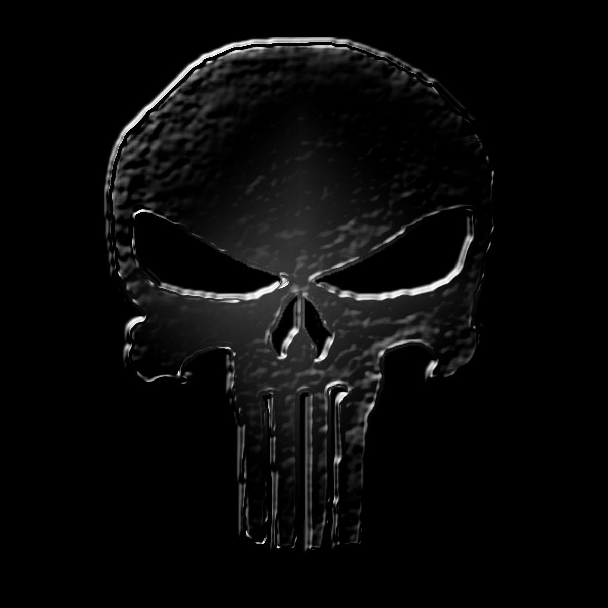 punisher logo wallpaper