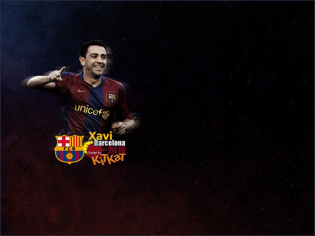 FOOTBALL WORLD Xavi Hernandez FC Barcelona Midfielder HD Wallpapers 1024x768