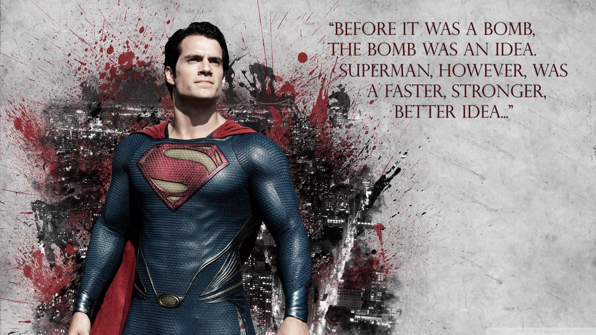 Download now Superman 4 Wallpaper 1080p HD Read description infos 1920x1080