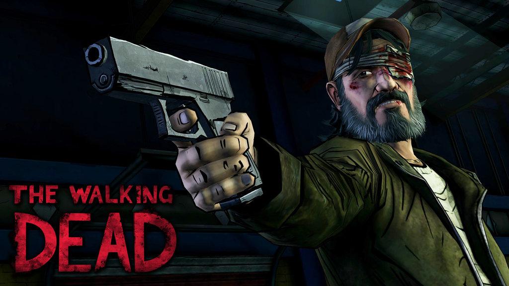 The Walking Dead   Game Wallpaper by MinionMask 1024x576