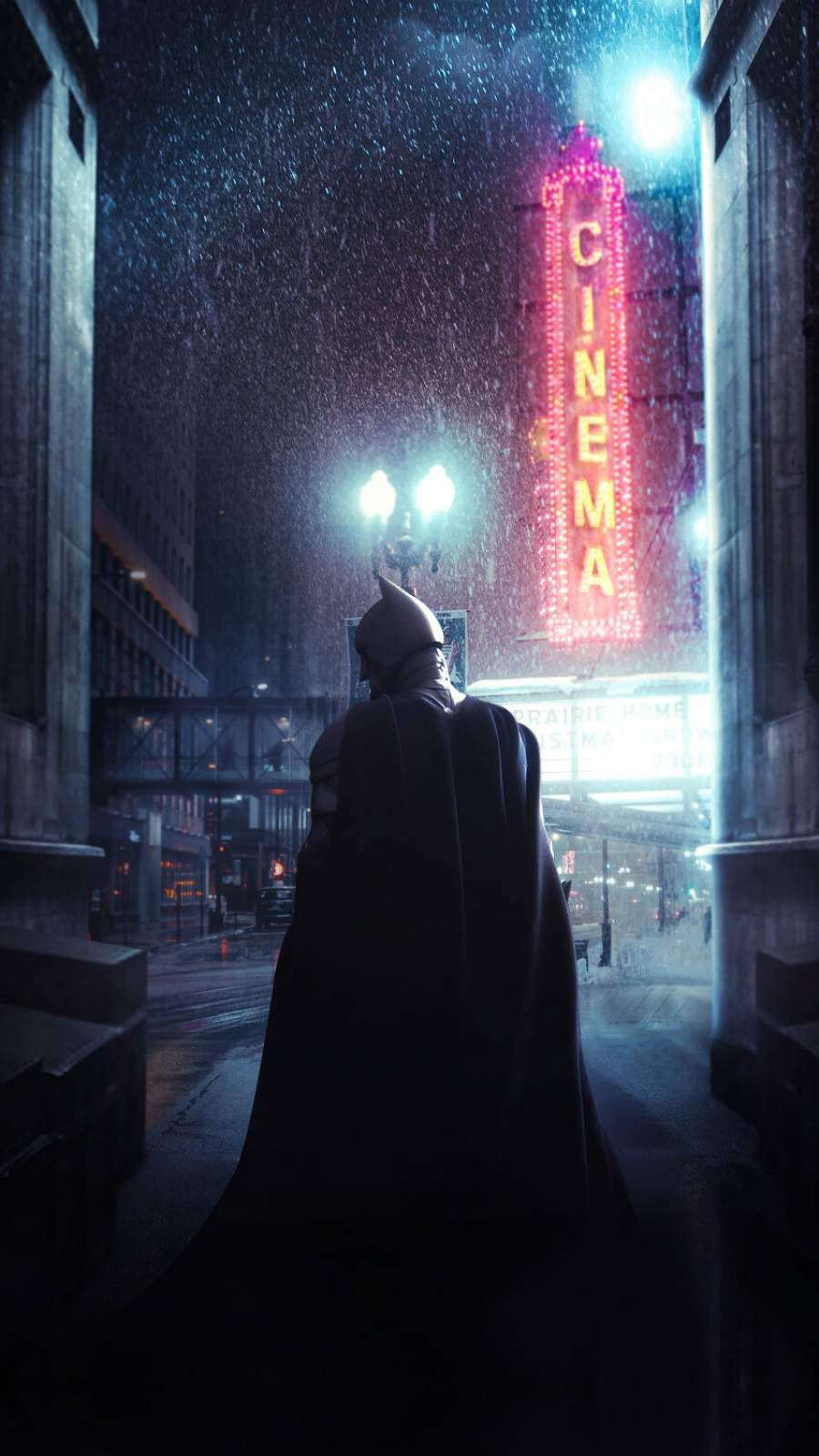 The Batman 2021 iPhone Wallpaper in 2020 Batman wallpaper 900x1600